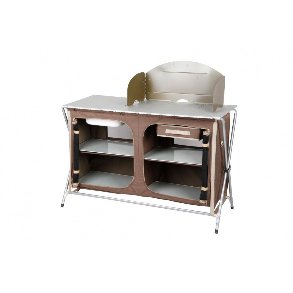 Camp Kitchen Deluxe With Sink Campe Outdoors
