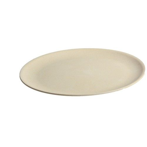 Bamboo plate 21.5cm