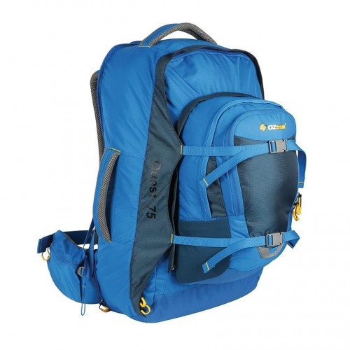 Quest 75L Travel Pack + 20L Daypack