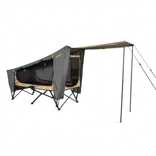 Easy Fold Stretcher Tent Single